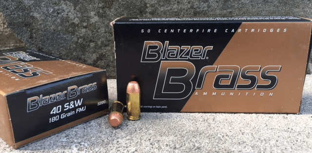 image of Blazer Brass - Assorted - 165/180gr FMJ