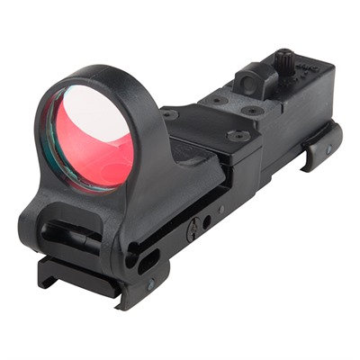 image of C-MORE SYSTEMS RAILWAY RED DOT SIGHT