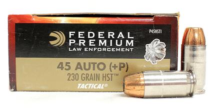 image of Federal 230 gr HST