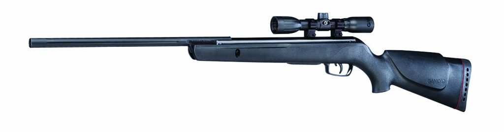 image of a black gamo varmint