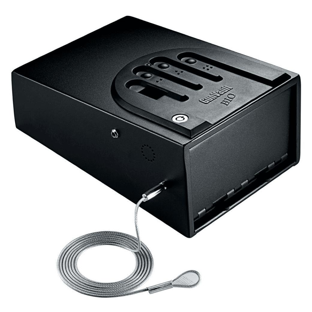 image of the LockSAF Biometric Pistol Safe PBS-001