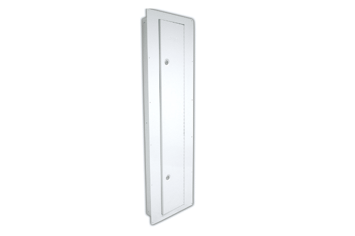 image of the Homak WS00018002 Security Between The Studs Long Wall Safe