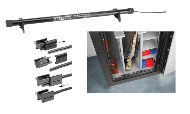 image of the Lockdown Original Dehumidifier Rod