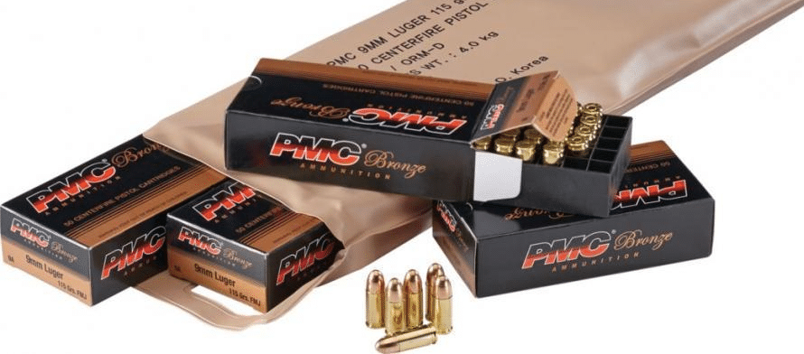 image of PMC - Assorted -165/180gr FMJ
