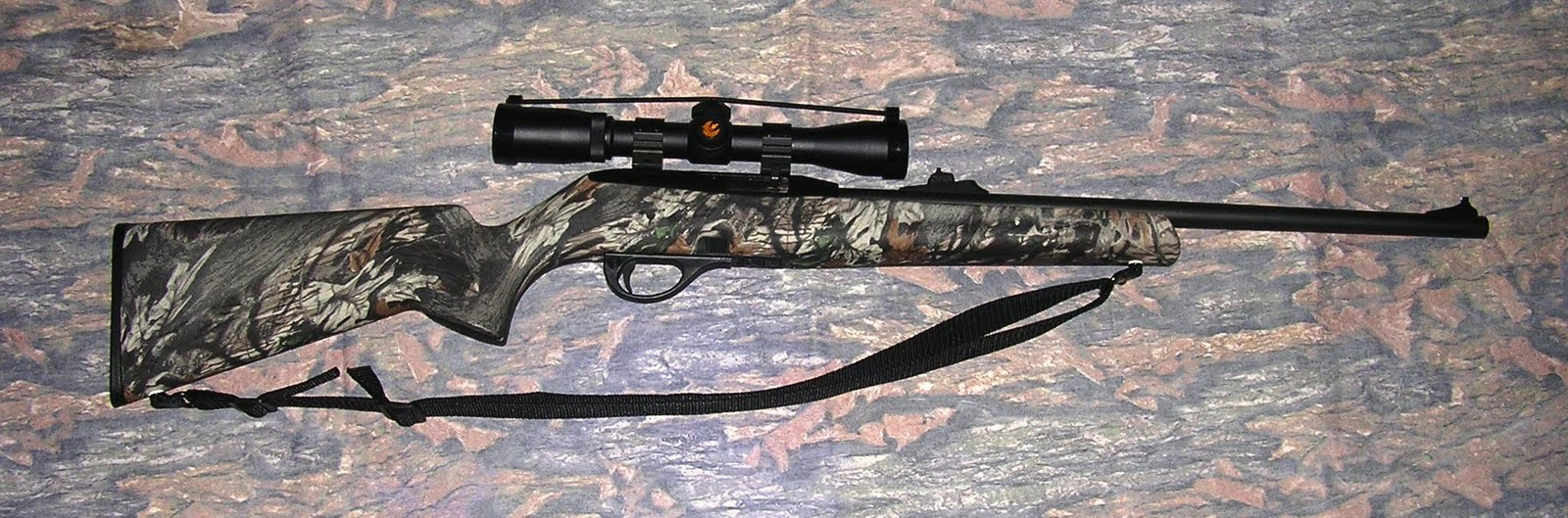 image of the remington 597