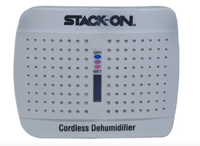 image of the Stack-On SPAD-100 Wireless Rechargeable Dehumidifier