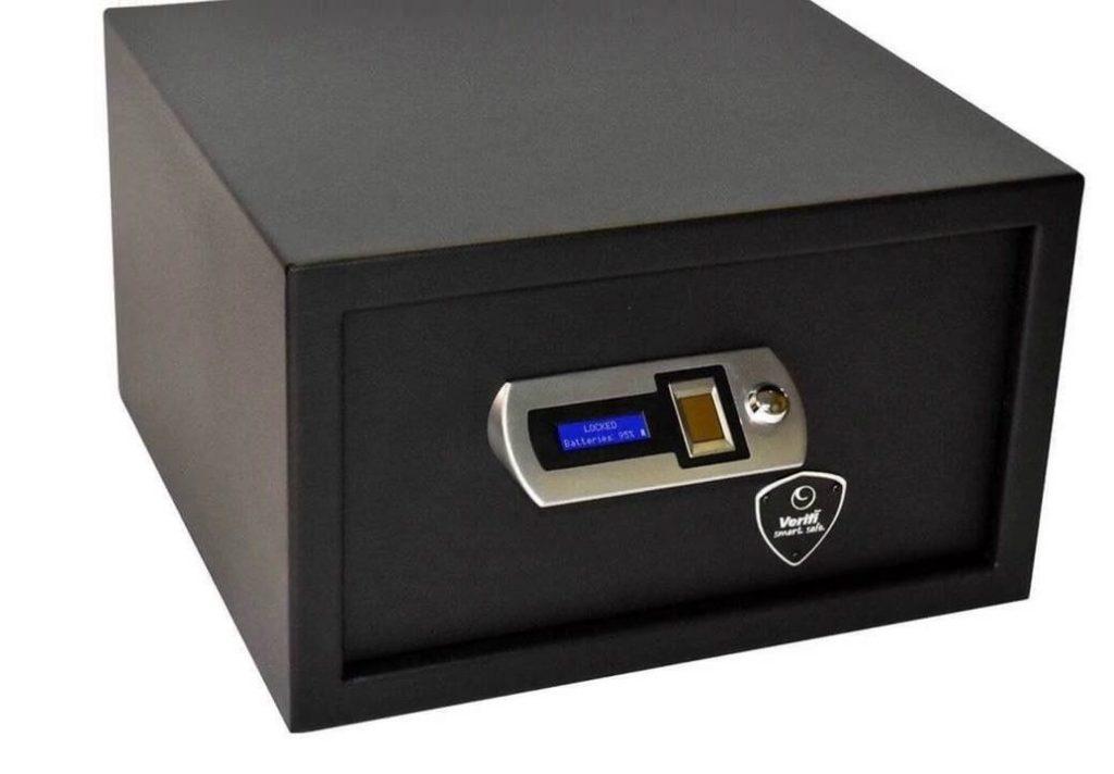 image of the Verifi Smart Safe my favorite biometric gun safe in 2017