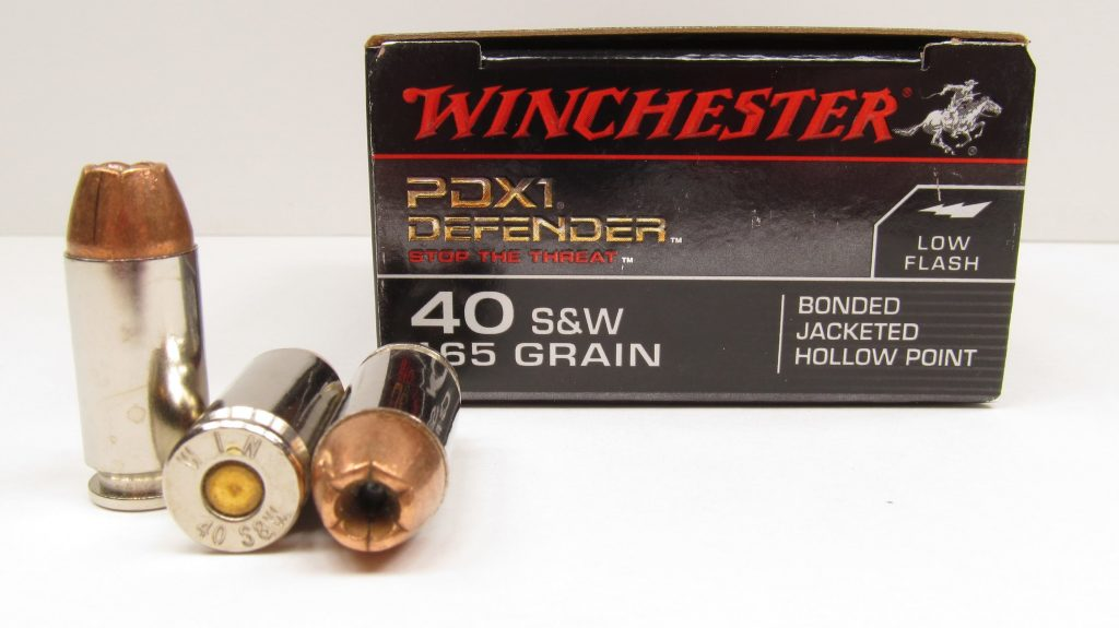 image of Winchester 165gr PDX-1 Defender