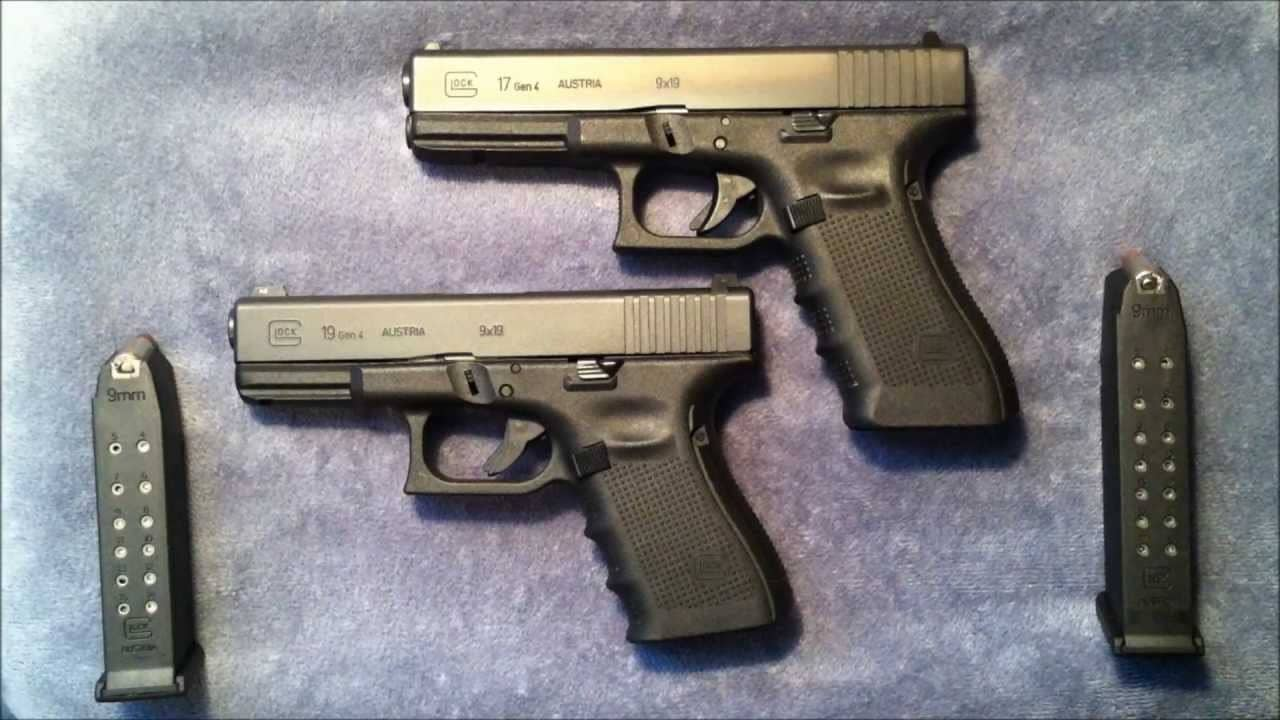 Glock 17 Vs Glock 19 The Devil Is In The Details
