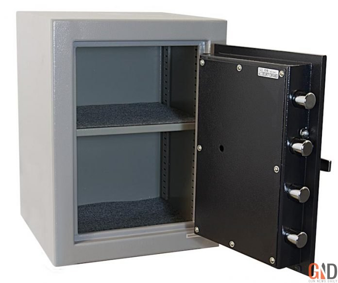 image of the Hayman CV-20-C Burglar Safe
