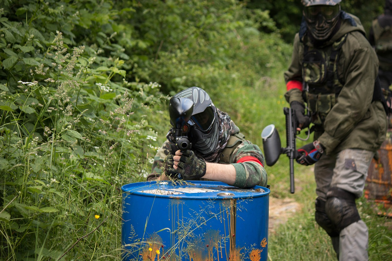 how paintball helps you train for real life - featured image