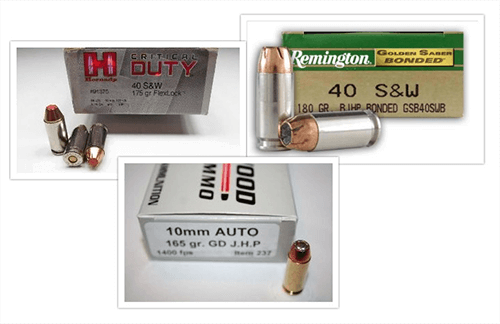 image of 10mm ammo