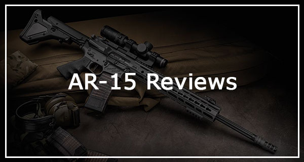 featured image of the ar 15 rifle reviews and buyers guides by gun news daily