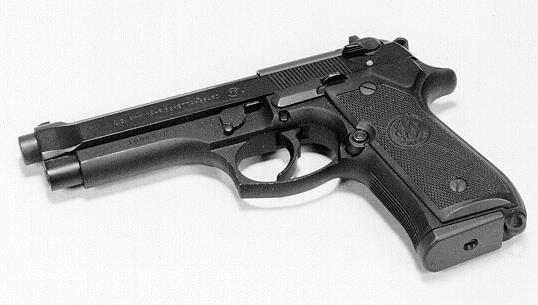 image of Beretta M9