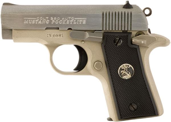 image of Colt Mustang XSP