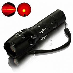 image of Lingsfire Zoomable Scaleable LED Flashlight