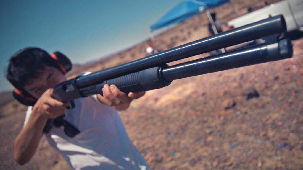 image of a Mossberg 500