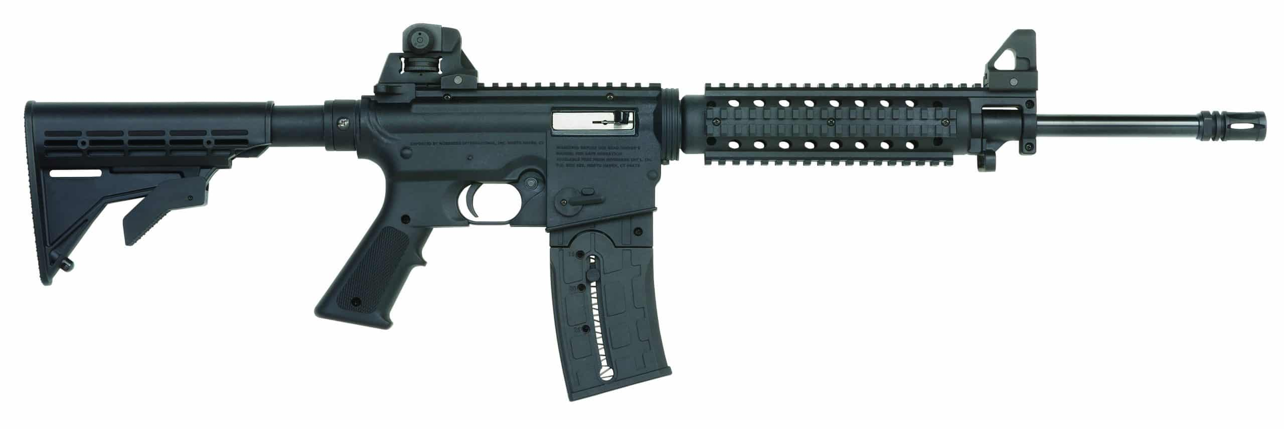 image of Mossberg 715 Tactical