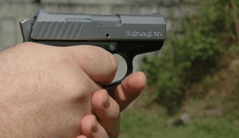 image of a Pocket Pistol