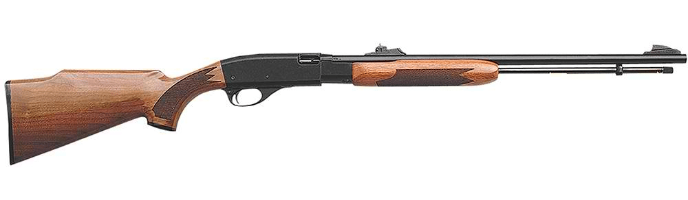 image of Remington 572 Pump