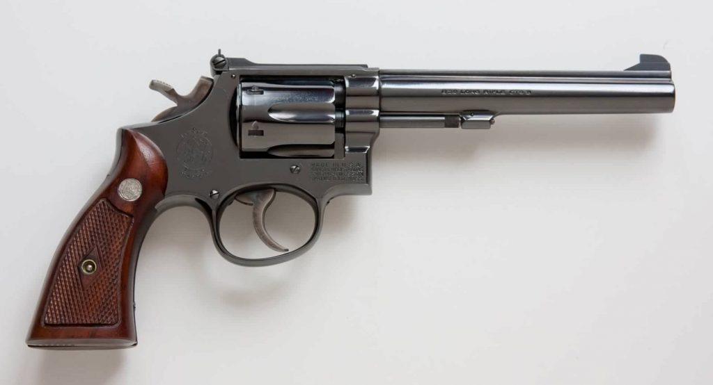 image of S&W Model 17