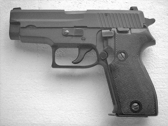 image of Sig Sauer P220