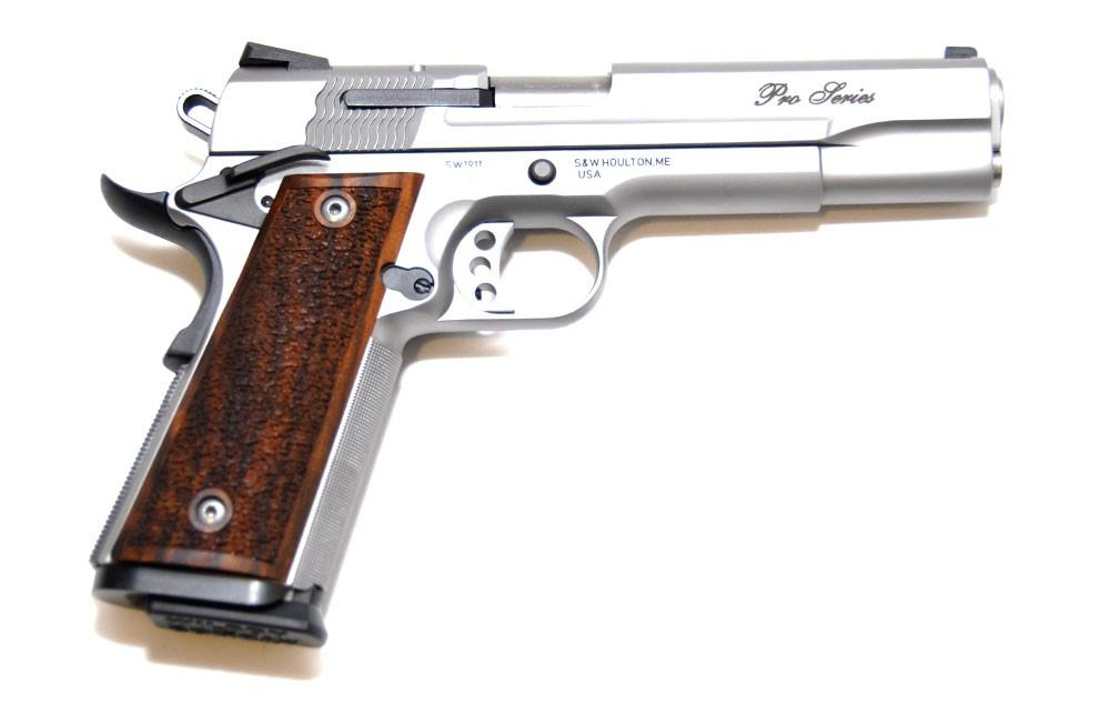 image of Smith & Wesson 1911 Pro Series