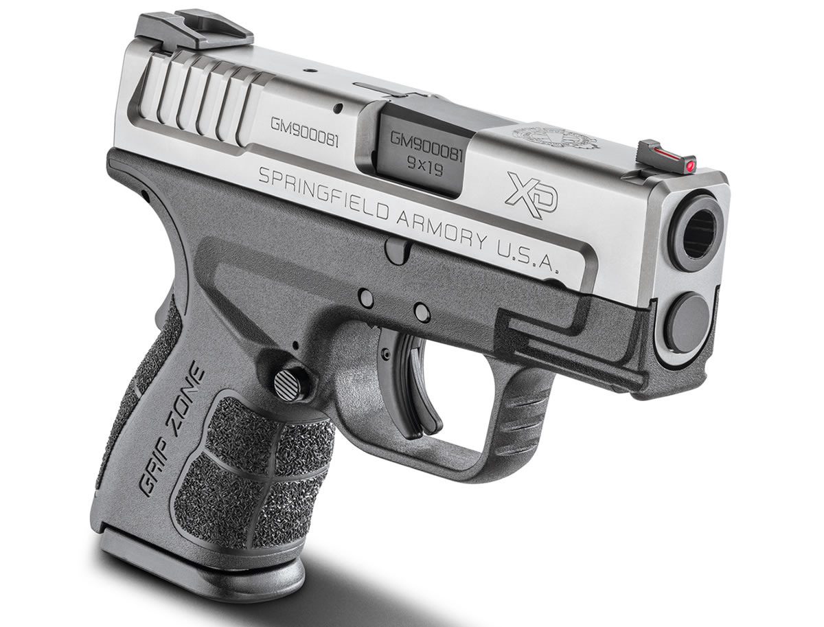 image of Springfield XD MOD2