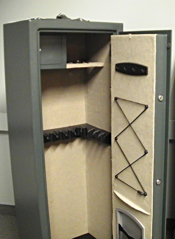 Gun Cabinet Or Gun Safe Making The Hard Choices