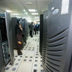 image of internet servers