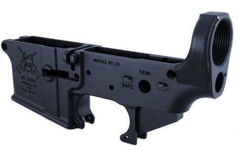 image of ar 15 lower receiver