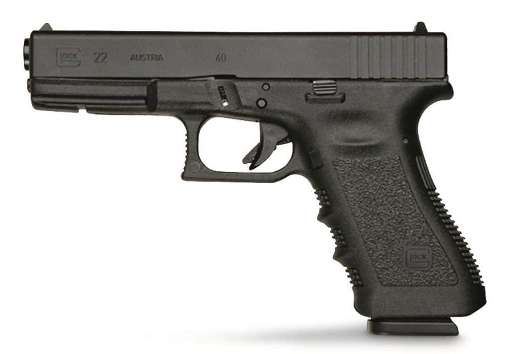 image of glock 22