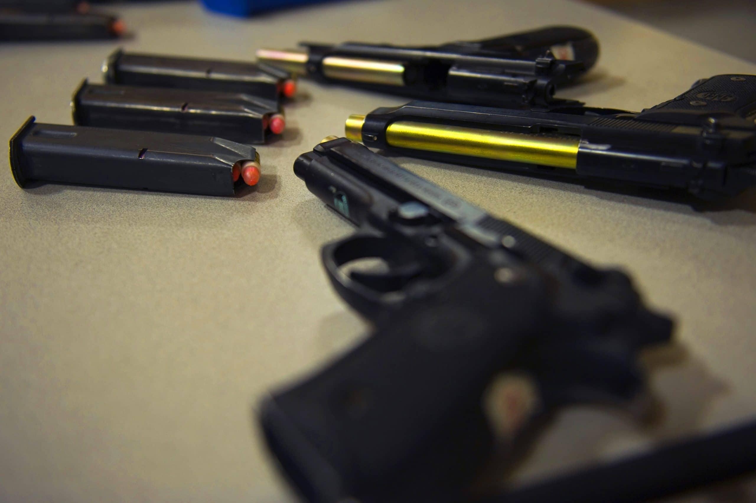 Nevada's Gun Laws Come Under Increased Scrutiny