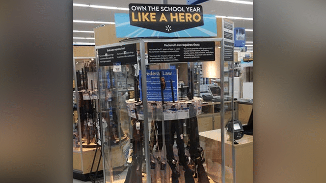 Walmart's Gun Sign Apology & What it Means for Free Speech