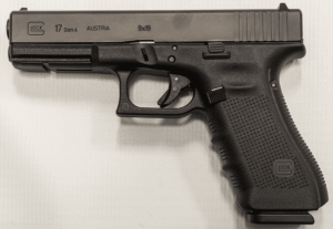a picture of glock gen 4