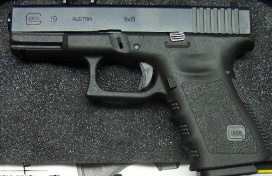a picture of a glock 19 gen 3
