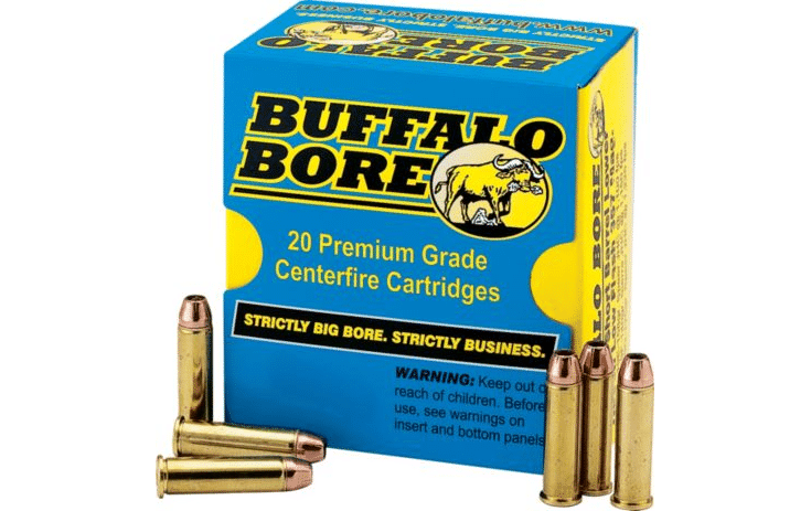 image of Buffalo Bore +P+ JHP