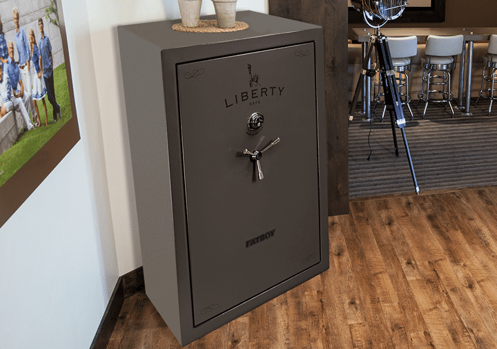 image of a Liberty safe fatboy