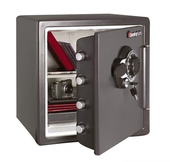 image of Sentry Extra Large Combination Fire and Water Safe