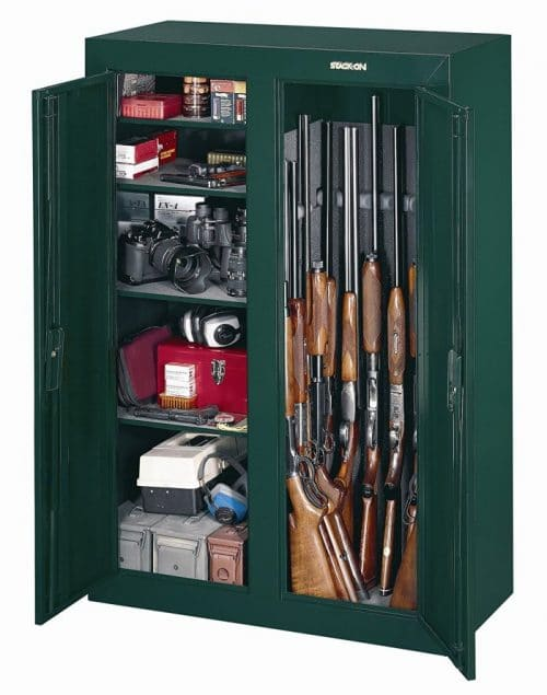 Stack-On 16-Gun Convertible Gun Safe