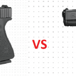 A picture of Glock 19 and Glock19C gen4