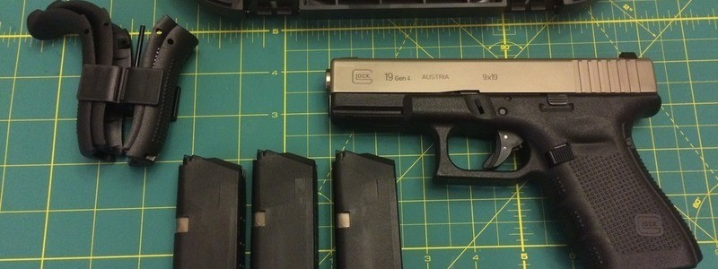 a picture of new glock 19 gen 4