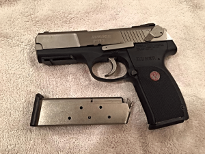 ruger p345 features