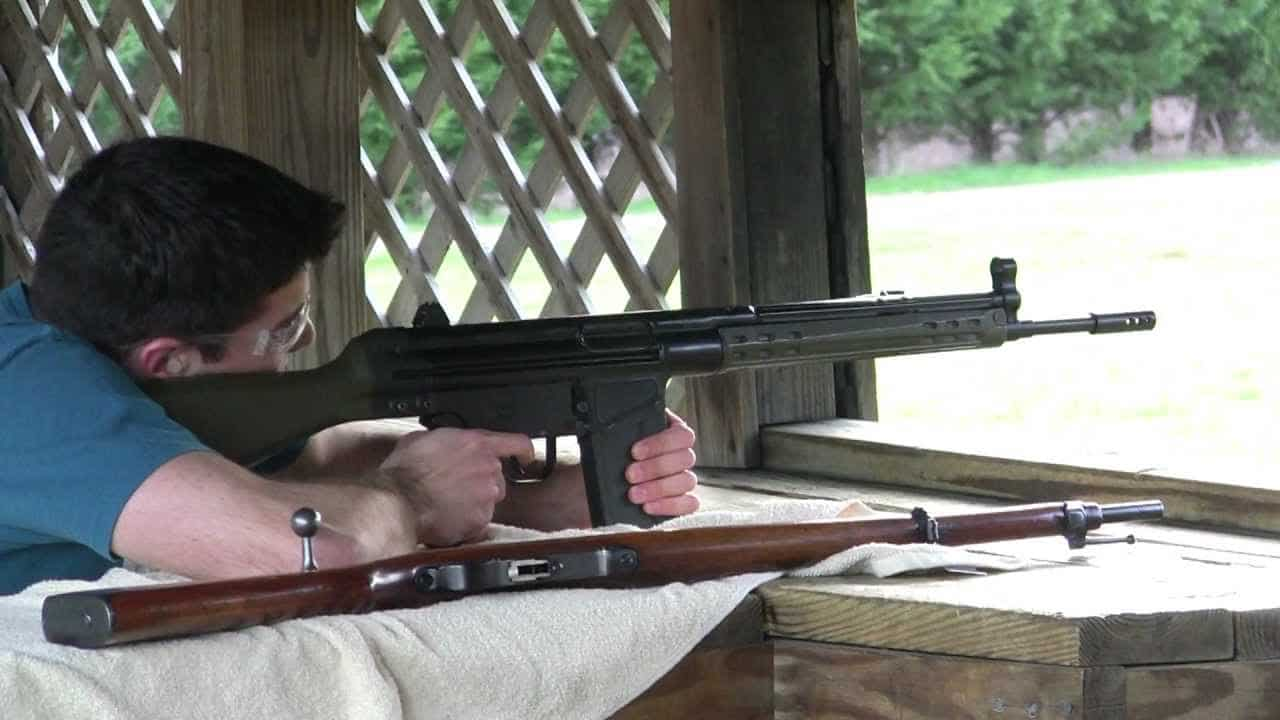 308 semiauto rifles