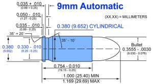 image of 9mm Automatic Measurement
