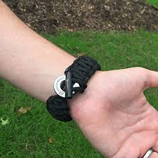 Image of Paracord Survival Bracelet WRAP