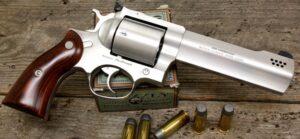 image of Redhawk SP Barrel revolver