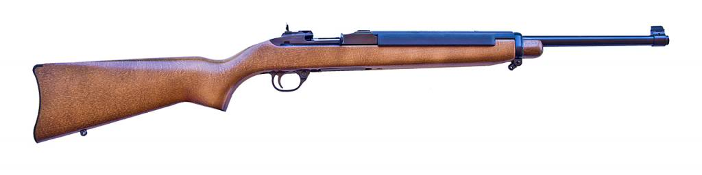 image of Ruger .44 Magnum Rifle