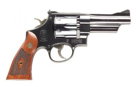 image of Smith and Wesson Model 27