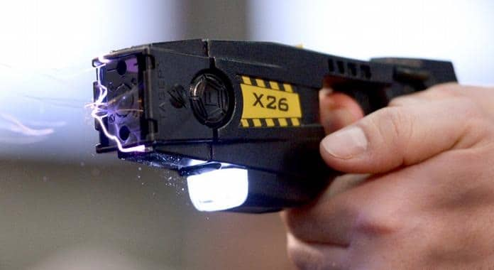 a picture of the taser x26